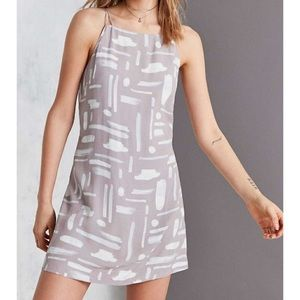 Urban Outfitters Silence + Noise Lavender Dress